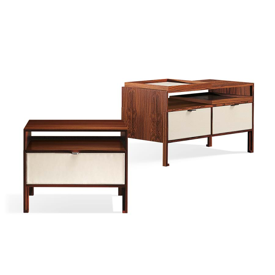 Mea - Beds and night-tables - Giorgetti 3