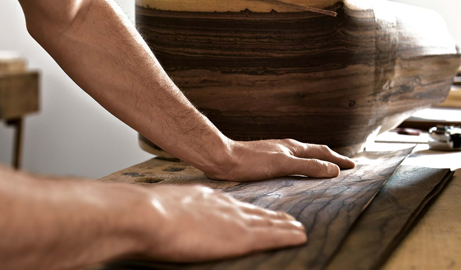 The art of shaping - Giorgetti 9