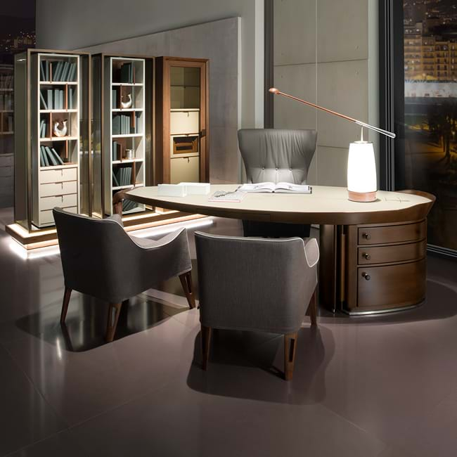 Barry - Chairs and small armchairs - Giorgetti 3