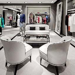 Hugo Boss Showroom