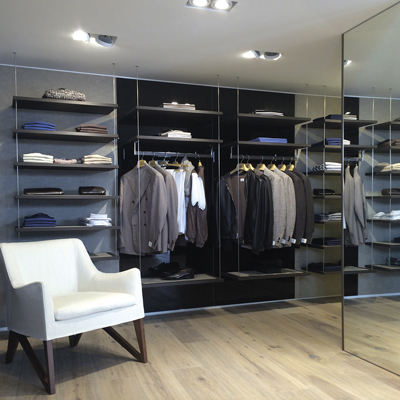 Luigi Borrelli Showroom