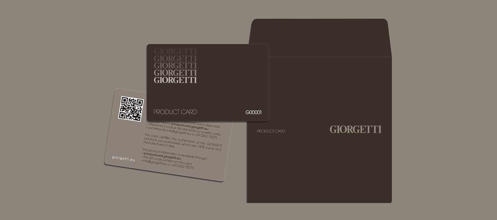 Product Card - Giorgetti 2