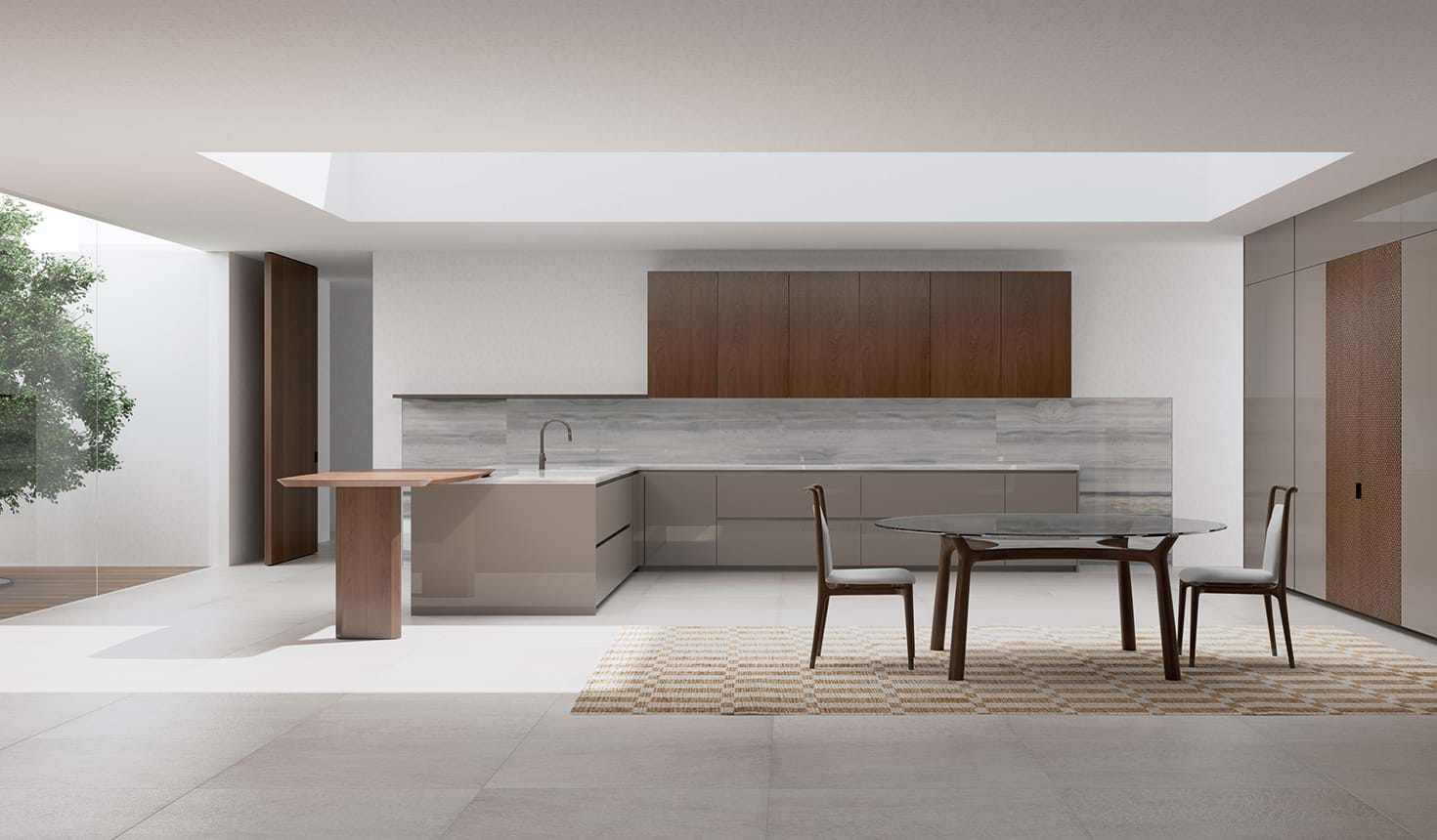GK.01 is the first Giorgetti kitchen 6