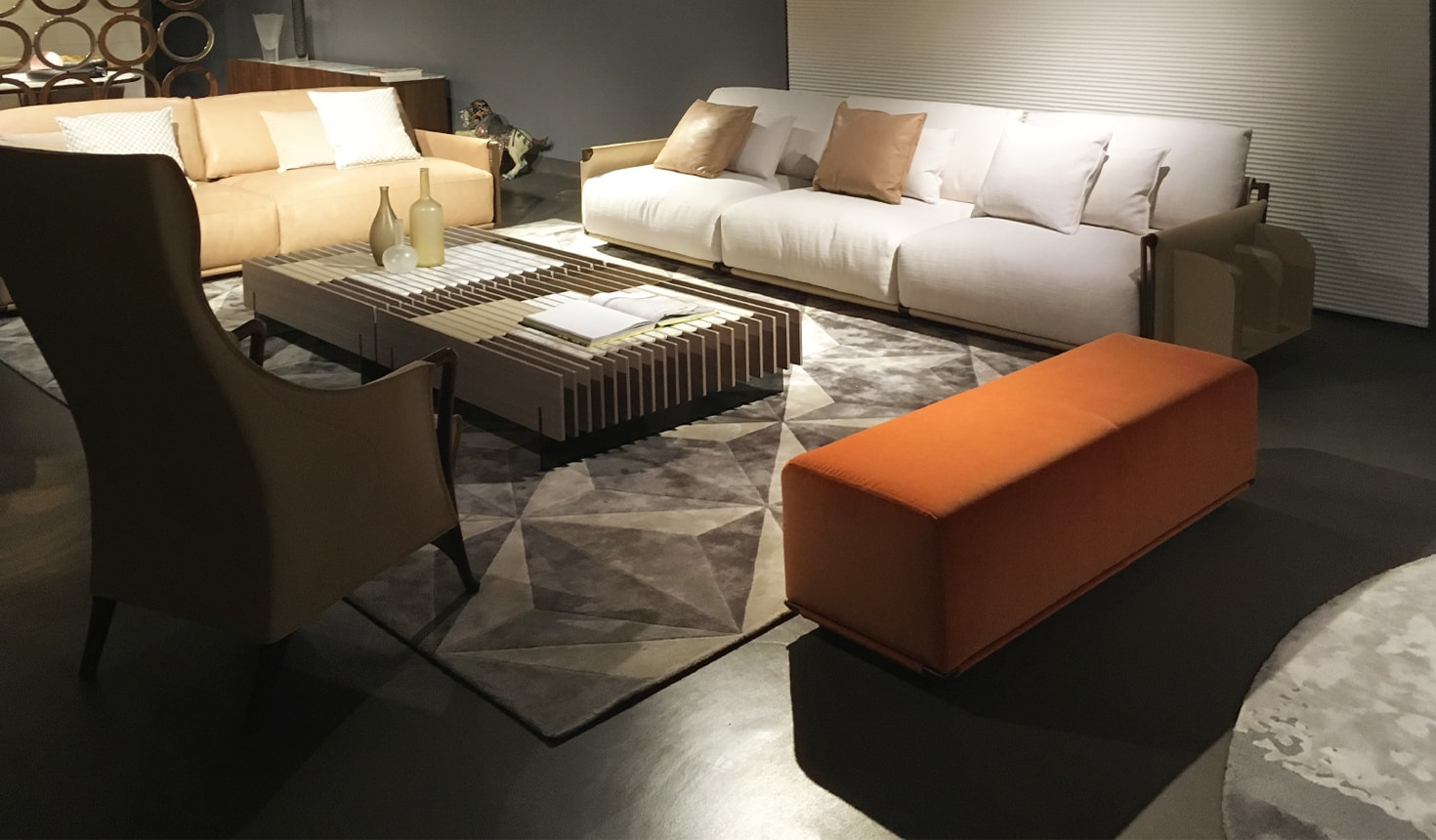 NEW COLLECTIONS, AT DDC IN NEW YORK - Giorgetti 1