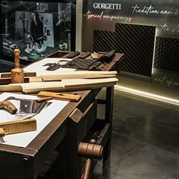 GIORGETTI PROTAGONIST AT THE MOTOR SHOW WITH MASERATI