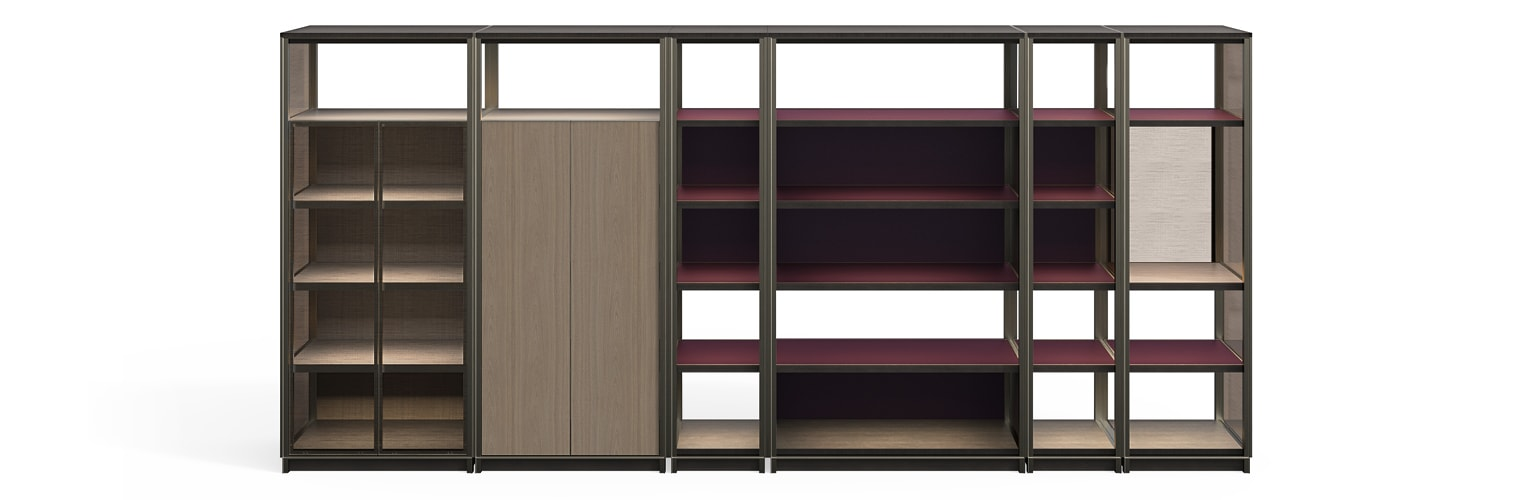MTM - Sideboards and chests of drawers - Giorgetti 3