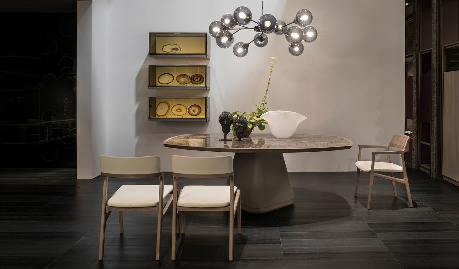 OLI - Sideboards and chests of drawers - Giorgetti 2