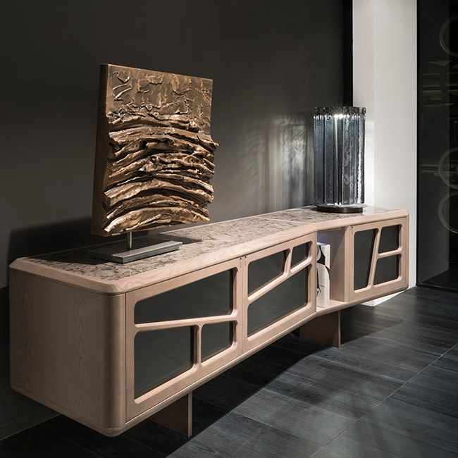 Disegual [cabinet] - Sideboards and chests of drawers - Giorgetti 2