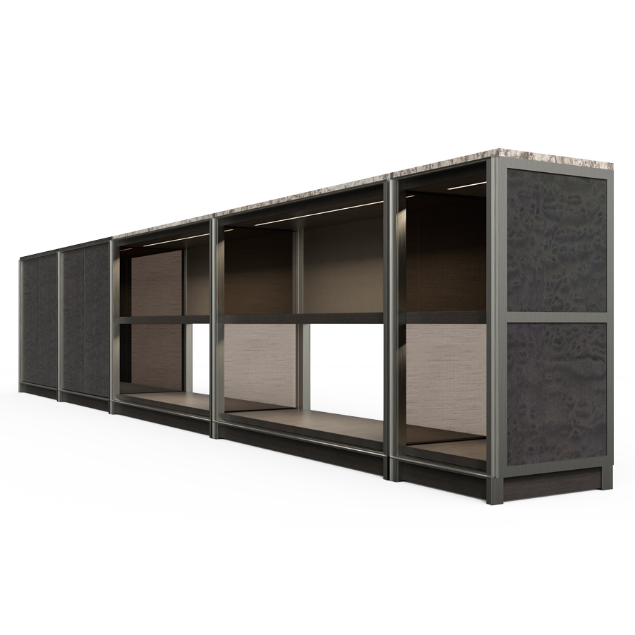 MTM - Sideboards and chests of drawers - Giorgetti 2