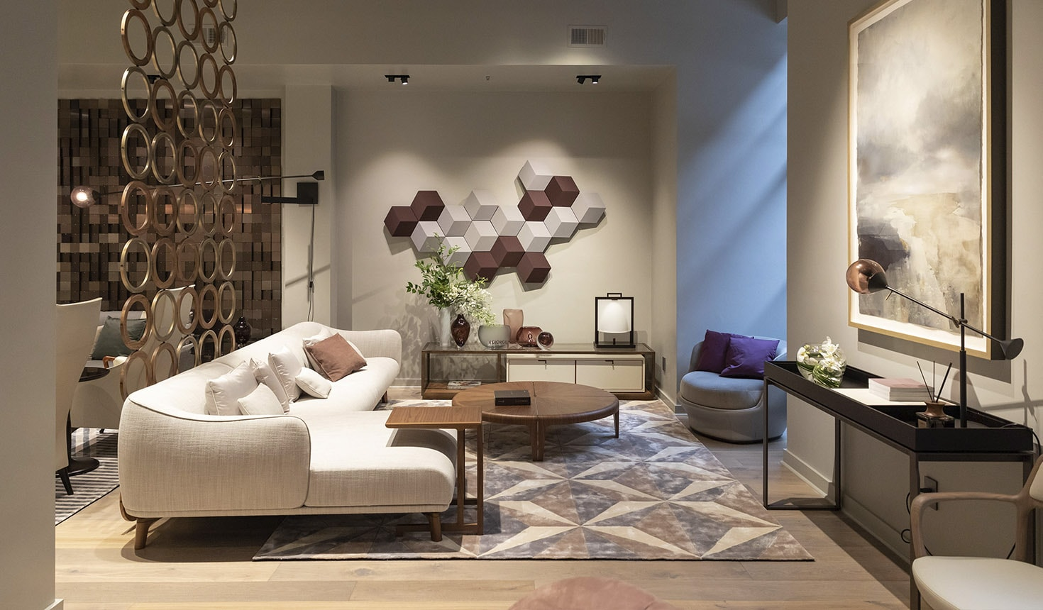 GIORGETTI OPENS A NEW STORE IN BOSTON AND CONSOLIDATES ITS PRESENCE ON THE AMERICAN MARKET - Giorgetti 1