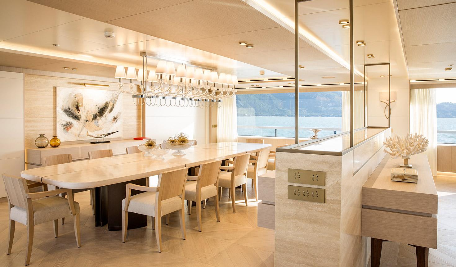 Dragon Yacht Progetti Giorgetti