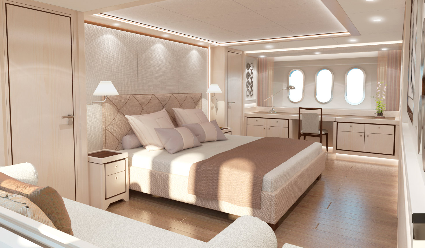 VANADIS YACHT - Projects - Giorgetti 1