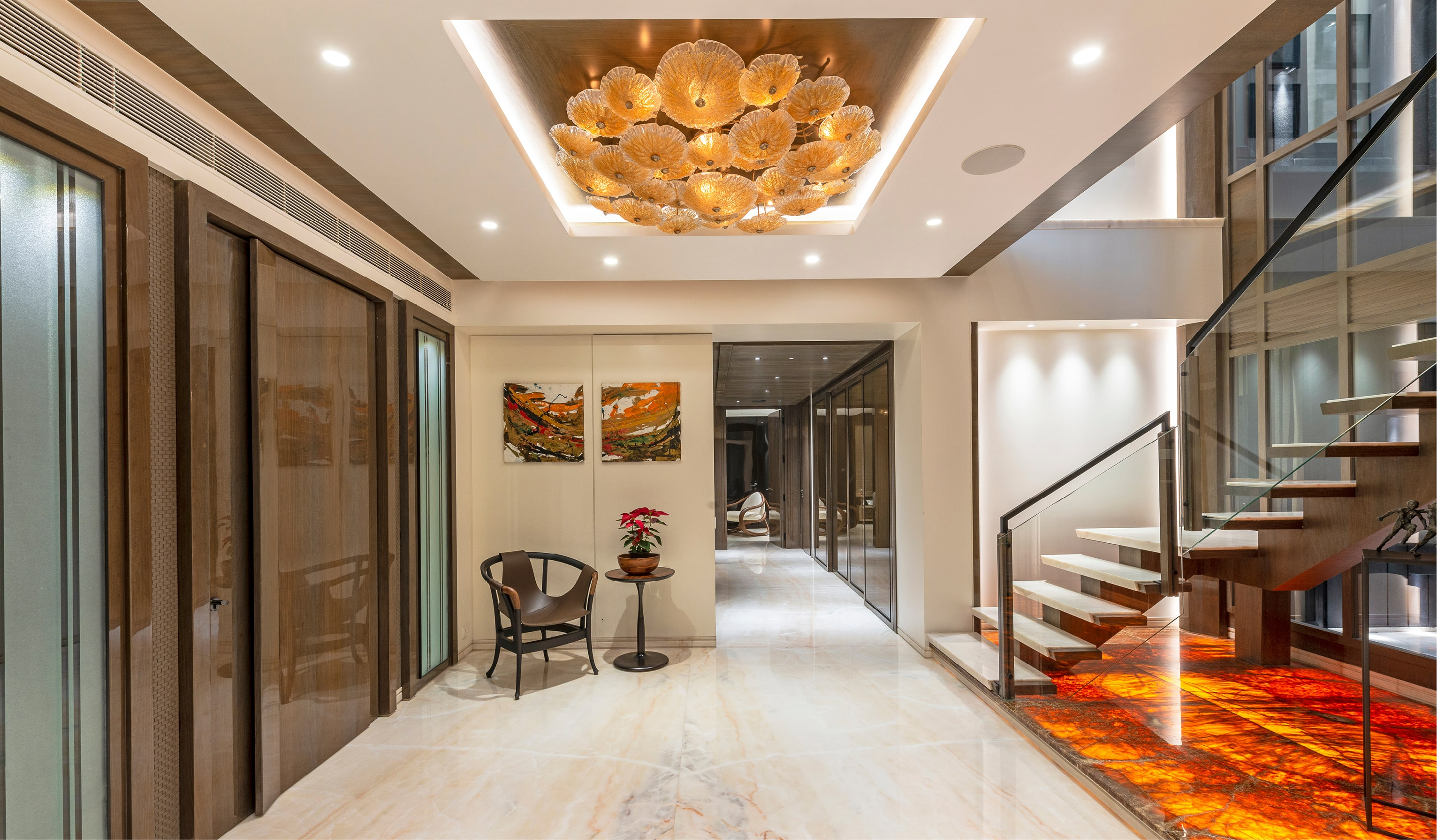 NEW DELHI PENTHOUSE - Projects - Giorgetti 1