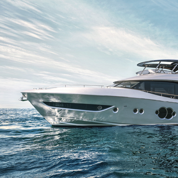 GIORGETTI WITH MONTE CARLO YACHTS FOR BOOT DÜSSELDORF
