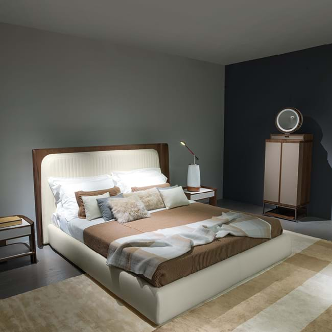 Hypnos - Beds and night-tables - Giorgetti 2