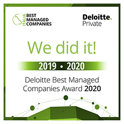 "Giorgetti wins the ""Best Managed Companies"" award also in 2020"