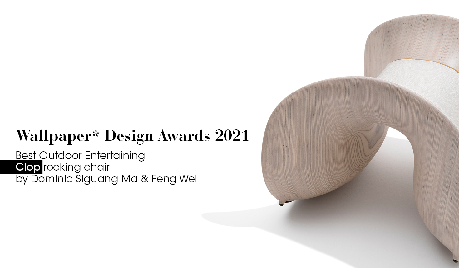 Giorgetti wins the Wallpaper Design Awards - Giorgetti 1