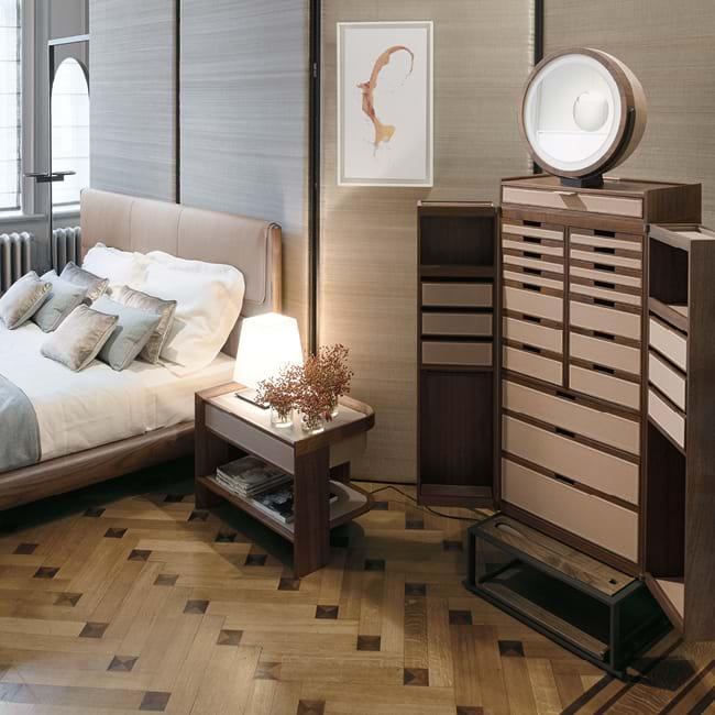 Oro - Sideboards and chests of drawers - Giorgetti 3